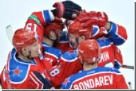 «PROспорт» узнал размер затрат ХК ЦСКА на регулярный чемпионат