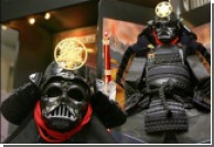 Японцы сделали Дарта Вейдера самураем