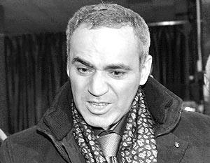 Политическая смерть Каспарова