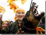 """На """"оранжевом"""" Майдане пугают российскими телеканалами и Чечней"""
