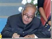 Глава МИД Индии пострадал в автомобильной аварии