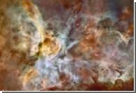 """Телескоп """"Хаббл"""" передал уникальные снимки туманности Карина"""