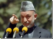 Президент Афганистана провел переговоры с талибами