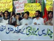 В Пакистане произошли массовые столкновения шиитов и суннитов