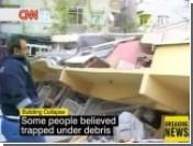 В Стамбуле рухнул восьмиэтажный дом