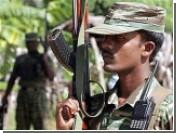 """Тамильские """"тигры"""" попытались разбомбить военную базу правительства"""