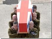 Родственники погибших в Ираке британцев не пустили министров к гробам