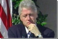 Американцы скучают по Биллу Клинтону