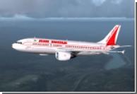 Аварийно приземлившийся аэробус заблокировал полосу в аэропорту Дели