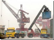 Китайские крановщики провели забастовку