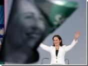 Руаяль обошла Саркози по популярности в Европе