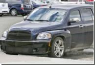 Chevrolet HHR SS снял камуфляж