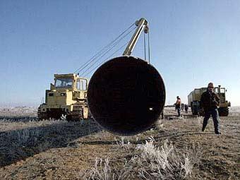 """Путин передал """"Транснефти"""" российскую часть каспийского нефтепровода"""