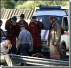 В Азербайджане взорвалась маршрутка
