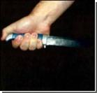 Пенсионер с ножом напал на мошенника