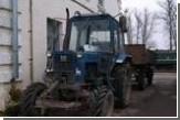 5-летний мальчик задавил годовалого ребенка на сломанном тракторе