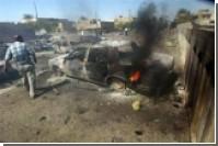 В Ираке грузовик с хлором протаранил блокпост полиции