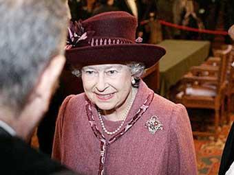 Елизавета II рассказала о своих футбольных пристрастиях