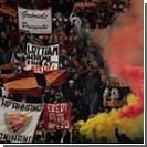Английские фаны зажгли в Риме