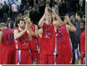 ЦСКА выиграл Кубок России по баскетболу
