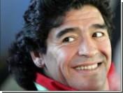 Марадона будет лечиться от алкоголизма в психиатрической лечебнице