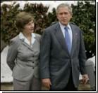 Джордж Буш разведется с женой после выборов?