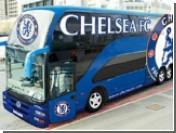 """Автобус с игроками """"Челси"""" закидали камнями в Лондоне"""