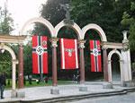 Накануне Дня Победы в Калининграде открыли отель Reich Strasse