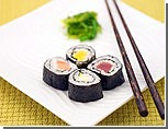 Суши и сашими - не ешьте их, где попало