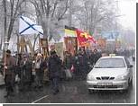 В Киеве начался крестный ход против вступления в НАТО