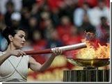 Олимпийский факел в Афинах передали Китаю