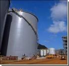 Авария на заводе - разлилось 5000 литров серной кислоты