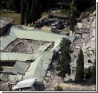 Землетрясение разрушило итальянскую базилику