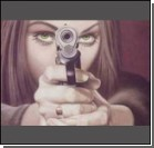 Разъяренная женщина обстреляла McDonald's за то, что ей не дали завтрак
