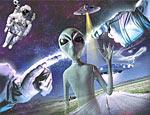 Советская вера в чудеса науки сменилась в РФ верой в инопланетян / 56% жителей России признались, что верят в пришельцев