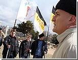 """В Симферополе продолжается суд над лидером казачьей общины """"Соболь"""""""