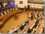 Депутату Свердловской облдумы Баранову вручили повестку в суд - прямо на рабочем месте