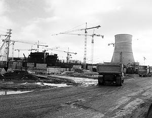 Под Петербургом показали стройку самой безопасной АЭС в мире