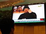 НАТО отказалось от переговоров с Каддафи до прекращения огня