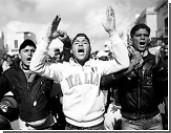 Беженцы на Лампедузе отблагодарили итальянцев поджогами