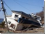 Новое землетрясение в Японии вызвало угрозу цунами