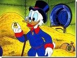 Скрудж Макдак стал самым богатым вымышленным персонажем