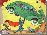Полиция отыскала украденный у Николаса Кейджа комикс-раритет