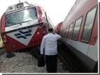 В Израиле столкнулись два поезда. Есть жертвы