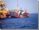 У берегов Мексики затонула часть нефтекомплекса