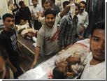 В игорном притоне на юге Пакистана произошел взрыв