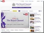 Свадьбу принца Уильяма и Кейт Миддлтон покажут на YouTube