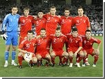 Сборная России опустилась на пять мест в рейтинге ФИФА