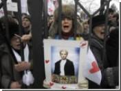 В Хмельницкой области БЮТ начал голодовку
