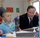 Премьер-министр нанял няню детям - она курит и сквернословит